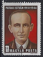 Hungary 1974  Istvan Pataki  (o) Mi.3005 - Used Stamps