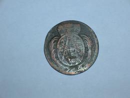ALEMANIA/SAJONIA 1 PFENNIG 18- (4558) - Piccole Monete & Altre Suddivisioni