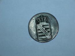 ALEMANIA/SAJONIA 1 PFENNIG 1838 (4559) - Piccole Monete & Altre Suddivisioni