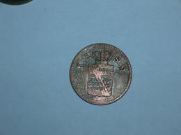ALEMANIA/SAJONIA 1 PFENNIG 1859 F (4560) - Piccole Monete & Altre Suddivisioni