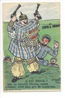 26846 -  Illustration Vignal Guillaume Il Est Brave Que Sa Majesté Prenne Garde L'ennemi N'est Plus Qu'à 80 Km - Other