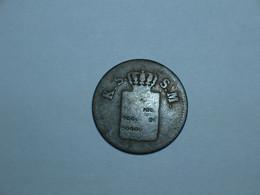 ALEMANIA/SAJONIA 1 PFENNIG 1856 F (4562) - Piccole Monete & Altre Suddivisioni