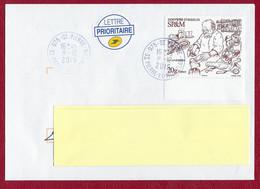 """St.Pierre Et Miquelon  2019 Oblitéré YT 1229  """" LE CORDONNIER """"  Cachet St.pierre - Covers & Documents"""