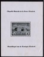 Sheet - QE Chapelle Musicale 1940 - Cartas