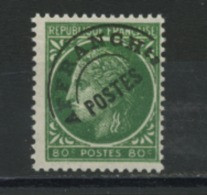 FRANCE - PREO - N° Yvert 88** - 1893-1947