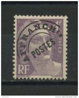FRANCE -  PRÉOBLITÉRÉ MARIANNE DE GANDON -  Yvert N° 97** - 1893-1947
