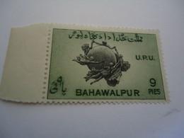 BAHAWALPUR  MNH STAMPS UPU - Bahawalpur