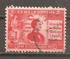 Cuba - Yvert  294 (usado) (o) - Oblitérés