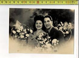 299 - P¨HOTO MARIAGE - FOTO HUWELIJK  - PHOTOGRAPHIE VANBESELAERE LILLE - Personnes Anonymes