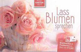 Laat Bloemen Spreken 4 Specialmarken En Kaarten 2020 - 2011-... Nuevos & Fijasellos