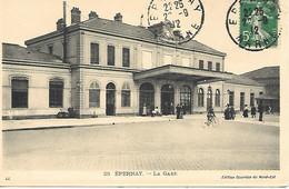 0/10       51    Epernay       La Gare - Epernay