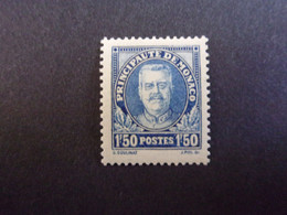 MONACO YVERT 118 NEUF** MNH TBE LUXE - Unused Stamps