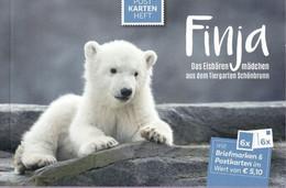 Finja Eisbarenmatchen 6 Specialmarken En Kaarten 2020 - 2011-... Nuevos & Fijasellos