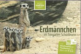 Erdmannchen 6 Specialmarken En Kaarten 2020 - 2011-... Nuevos & Fijasellos