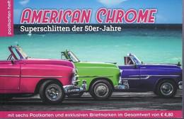 American Chrome 6 Specialmarken En Kaarten 2018 - 2011-... Nuevos & Fijasellos