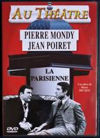 La Parisienne - Pierre Mondy - Jean Poiret . - Comedy