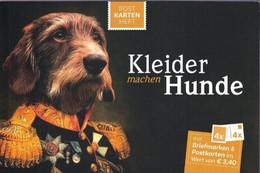 Verklede Honden 4 Specialmarken En Kaarten 2019 - 2011-... Nuevos & Fijasellos