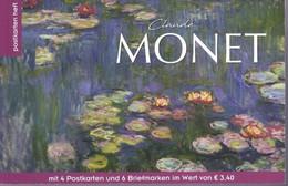 Monet 6 Specialmarken En 4 Kaarten 2019 - 2011-... Nuevos & Fijasellos