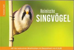 Zangvogels 4 Specialmarken 2019 - 2011-... Nuevos & Fijasellos