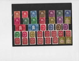 Lot De Hongrie Neuf** , N:773/85 - 786/787 - 788/806 - 811/813 , Année :1946 - Unused Stamps