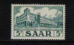 SARRE -Yvert N° 309 - Unused Stamps