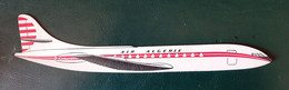 Marque Page Aviation Air Algerie Caravelle - Bookmarks
