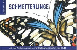 Vlinders 6 Specialmarken 2019 - 2011-... Nuevos & Fijasellos