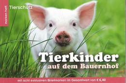 Dierenbabys Op De Boerderij 8 Specialmarken 2018 - 2011-... Nuevos & Fijasellos