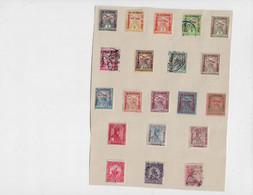 Lot De Hongrie Neuf * Et 3 Timbres Obl  142/158 - 159/61, Année :1915 - Unused Stamps