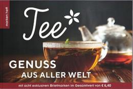 Thee Genot 8 Speciale Zegels 2018 - 2011-... Nuevos & Fijasellos