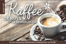 Koffie Genot 8 Speciale Zegels 2018 - 2011-... Nuevos & Fijasellos
