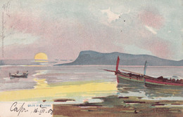 SALERNO GOLFO SALERNO 1908 - Salerno