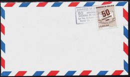 Bolivia 1986 CEFIBOL 1255s SPD Aniversario De La Sociedad De Carteros. Anniversary Of The Society Of Postmen. - Bolivia