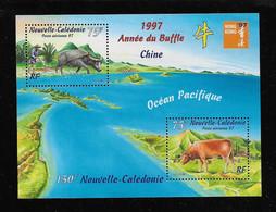 NOUVELLE CALEDONIE  ( NC - 932 )   1997  N° YVERT ET TELLIER  N° 18   N** - Blocchi & Foglietti