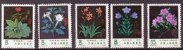 CHINE 1978 Yv 2184/8  Mi 1445/9MNH Neufs** - Ungebraucht