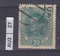 AUSTRIA     1917Imperatore Carlo I 20 H Usato - Used Stamps