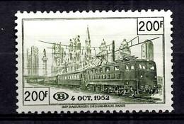 Belgique Colis Postaux YT N° 334 Neuf ** MNH. TB. A Saisir! - 1952-....