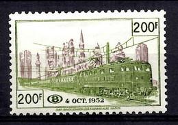 Belgique Colis Postaux YT N° 335 Neuf ** MNH. TB. A Saisir! - 1952-....