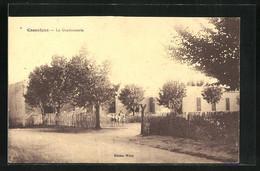 CPA Cassaigne, La Gendarmerie - Other Cities
