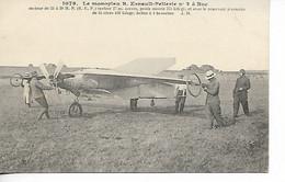 Aviation Le Monoplan R ESNAULT PELTERIE à BUC Yvelines   ......G - ....-1914: Precursors