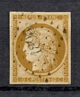 France YT N° 1 Oblitéré. Bien Margé, Belle Qualité Sans Défaut. A Saisir! - 1849-1850 Ceres