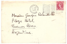 England 1965, Letter, Sent From London On 01/07/1965 To Buenos Aires Argentina - Covers & Documents