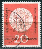 BRD - Mi 255 ⨀ (A) - 20Pf                1000 Jahre Stift Und Stadt Aschaffenburg - Oblitérés