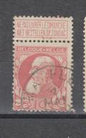 COB 74 Centraal Gestempeld Oblitération Centrale MAFFLES +15 - 1905 Breiter Bart