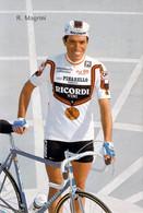 CYCLISME: CYCLISTE : RICCARDO MAGRINI - Cycling