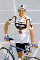CYCLISME: CYCLISTE : SERGIO SCREMIN - Cycling