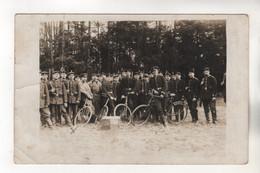 7634, FOTO-AK, WK I, Feldpost, Schleissheim - Weltkrieg 1914-18