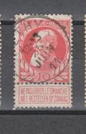 COB 74 Centraal Gestempeld Oblitération Centrale RETHY Type T2L +15 - 1905 Breiter Bart