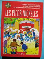 BD Les Pieds Nickelés Album : Les P N Réforment, Le Casse Des P N, ... Profitent Des Vacances René Pellos Rééd 2006 - Pieds Nickelés, Les