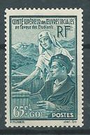 France    Yvert N° 417  *  , 1 Valeurs Neuves Avec Trace De Charnière  - Pal 5413 - Nuevos